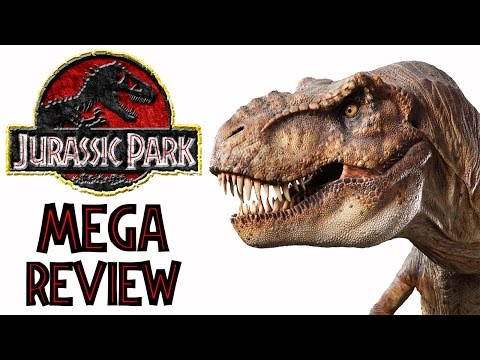 Jurassic Park - Mega Review