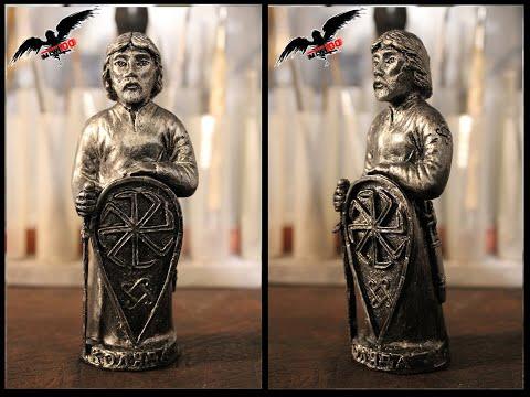 Славянские боги покровители, славянский бог коляда, кумиры славянских богов.
