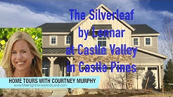 New Homes in Castle Pines Colorado - The Silverleaf by Lennar - Real Estate