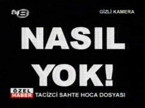 Şahan Sahte Hoca - www.gazeteseriilan.com