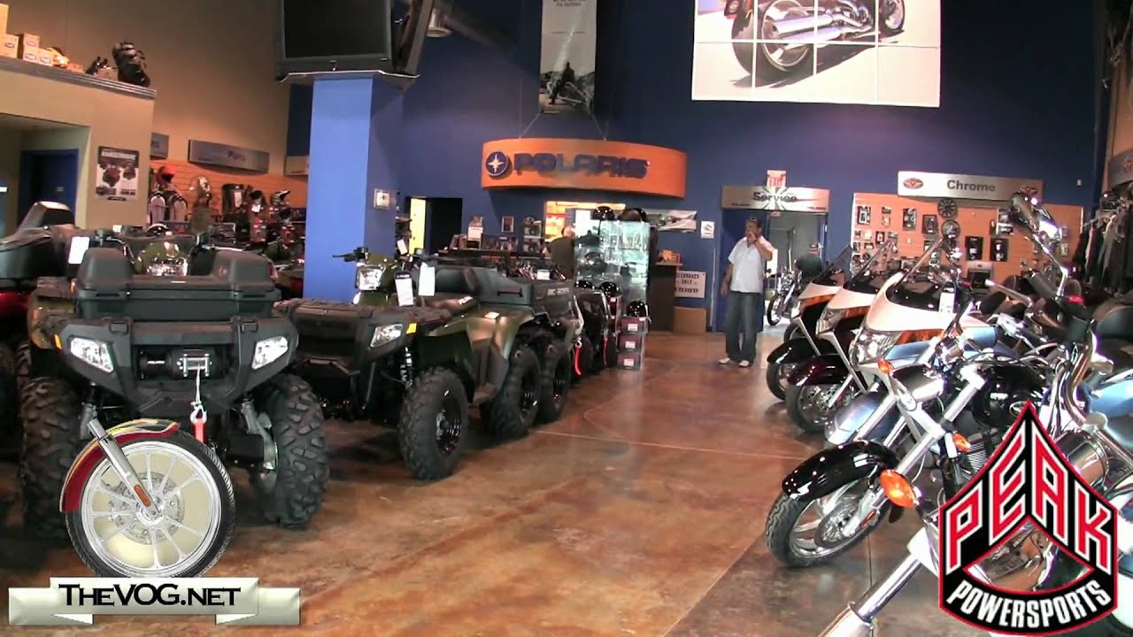Polaris Side By Side >> Peak Powersports - Victory Motorcycles, Polaris ATVs, Rangers, Side by Sides Snowmobile ...