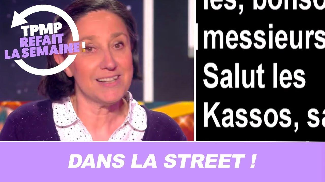 Danielle Moreau est dans la street ! Fou rire chez les chroniqueurs