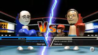 Let's Play Wii Sports: #5 - Boxing