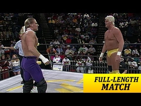FULL-LENGTH MATCH - WCW Saturday Night - Goldust vs. Triple H