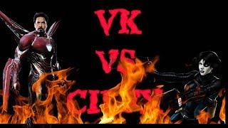 VK vs CILFX/ВОЙНА MARVEL CONTEST OF CHAMPIONS