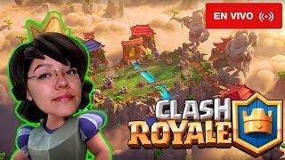 Relax en sabadito con Clash Royale
