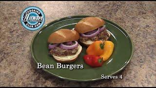 Veggie Bean Burgers