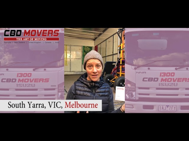 Quality Removals Services in South Yarra, Melbourne