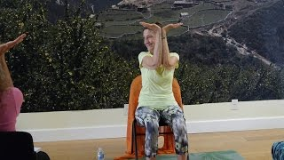Cool, Creative Lotus Flower Mudra with Helena Bray