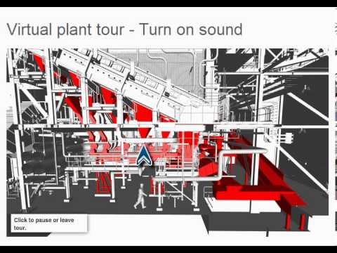Virtual plant tour of energy-from-waste plant, Meath County Ireland