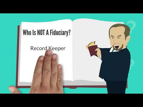 Understanding Who Is A Fiduciary