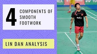 Download lagu The 4 Main Components of Smooth Footwork   Lin Dan Analysis