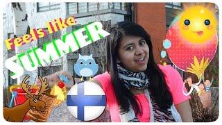 Feels Like Summer In Finland!