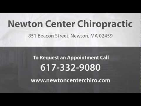 Welcome to Newton Center Chiropractic - Newton, MA