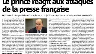 Prince Albert of Monaco' s severe lies!