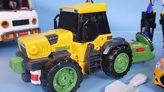 TOBOT transformers 또봇 테라클 신제품, 헬로카봇 장난감 놀이 New TOBOT TERACLE robot car toy