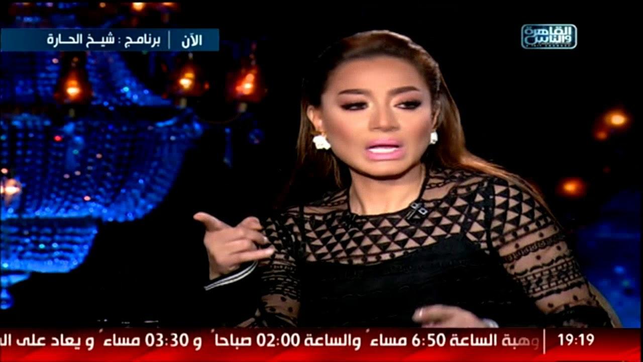 بالفيديو ريم البارودي تعترف للمرة الأولى بعدد زيجاتها