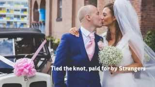 Couples wedding paid for by STRANGERS after Groom is diagnosed with terminal cancer