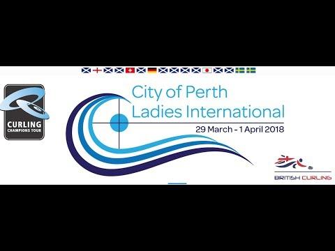Perth Ladies CCT Tie Break - Hegner (SWI) v Farnell (ENG)
