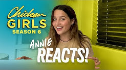 CHICKEN GIRLS | Season 6 | Annie LeBlanc Reacts