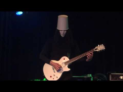 Buckethead - Want Some Slaw? toy chainsaw to fan Vinyl Music Hall Pensacola Florida