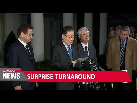 Experts express surprise and caution after shock agreement for U.S.-North Korea talks
