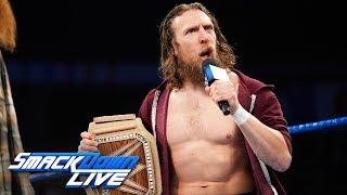 Daniel Bryan files a complaint against WWE: SmackDown LIVE, Feb. 5, 2019