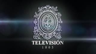 Animación logo UdeA TV 1803