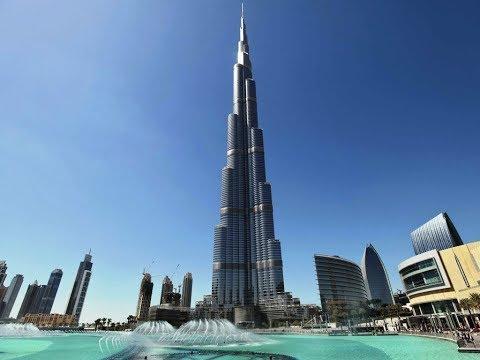 Mega Structures   Burj Khalifa, Dubai National Geographic in English