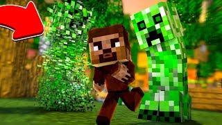 ARDAYA CREEPERLAR SALDIRIYOR! 😱 - Minecraft
