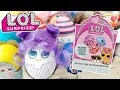 New LOL Surprise Easter Egg Decorating Kit 2019 | Funny L.O.L. Wigs + Hats On Easter Eggs
