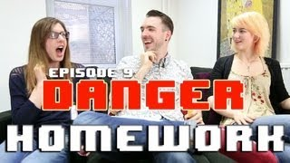 Homework: Danger (Plague Inc, Hot Rod, Egg Russian Roulette)