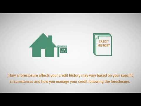How Foreclosure Impacts Your Credit | TransUnion