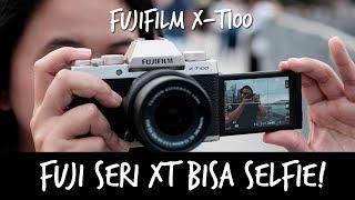 Mirrorless Komplit! | Fujifilm X-T100 Review