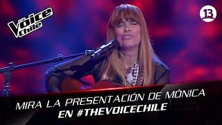 The Voice Chile | Mónica Troncoso - Volver a los 17