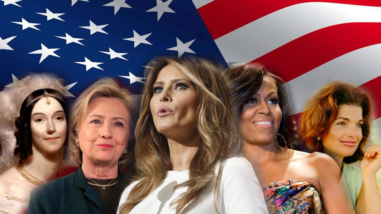 The 10 Most Influential First Ladies
