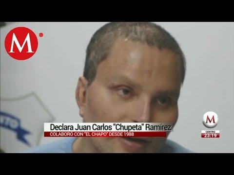 'El Chupeta', capo colombiano que testifica contra 'El Chapo'