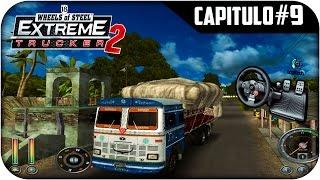 "18 Wheels of Steel Extreme Trucker 2 | ""piel de animal"" | Capitulo 9 | volante logitech"