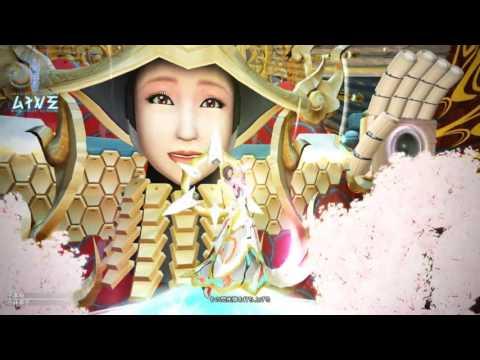 8月10日についに実装された「千本桜」の映像です。 作詞・作曲は黒うさP氏、原曲→千本桜 ボーカルは小林幸子氏が担当されています 8月13日有明...
