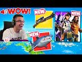 Nick Eh 30's FIRST REACTION to Season 3! Fortnite Chapter 2