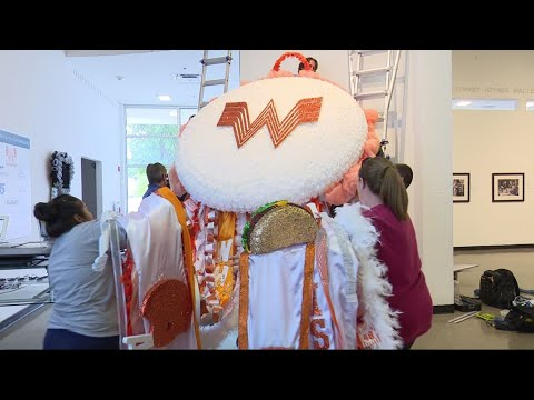 New Homecoming Mum Exhibit At Arlington Museum Explains History Of
