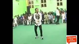 Watch Prophet Odumeje performs and remix Wizkid and Money quotSoft Songquot