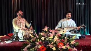 Homayoun Sakhi & Salar Nader -Guests of themusicroom