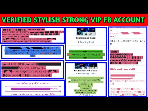 Download New Invalid Stylish Name Facebook Id Without Id Card Proxy