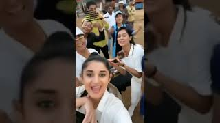 Guddan Tumse Na Ho Payega Actors Playing Cricket || Upcoming twist