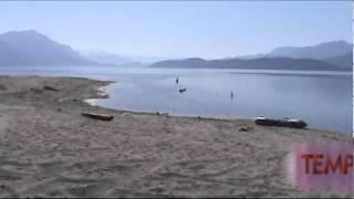Boomer & Melinda - Harrison Lake BC Camping Sept 2011