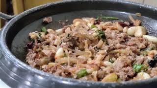 돼지불고기백밥