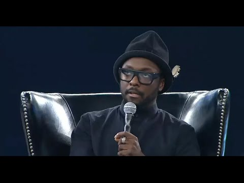will.i.am Fireside Chat with Marc Benioff: Connections 2014