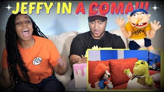"SML Movie ""Jeffy's Coma!"" REACTION!!!"