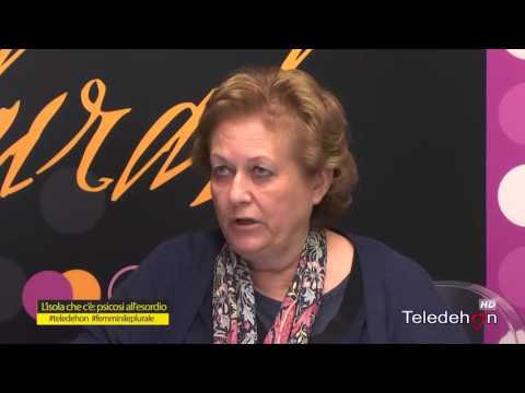 FEMMINILE PLURALE 2015/16 - L'ISOLA CHE C'E': PSICOSI ALL'ESORDIO